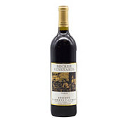 Becker Vineyards Reserve Cabernet Syrah