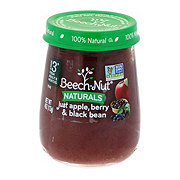 Beech-Nut Apple Berry And Black Bean