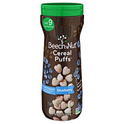 Beech-Nut Cereal Puffs Blueberry