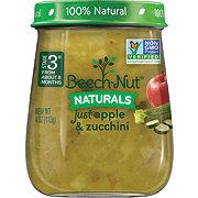 Beech-Nut Just Apple & Zucchini