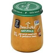 Beech-Nut Naturals Carrot Sweet Corn And Garbanzo Bean