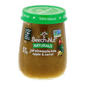 Beech-Nut Naturals Pineapple Kale Apple And Carrot