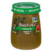 Beech-Nut Naturals, Stage 2, Just Apple and Kale