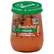 Beech-Nut Naturals Stage 2 Just Guava, Pear & Strawberry