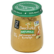 Beech-Nut Naturals, Stage 2, Just Mango, Kiwi & Papaya