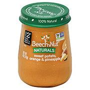 Beech-Nut Naturals, Stage 2, Sweet Potato, Orange & Pineapple