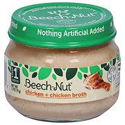 Beech-Nut Stage 1 Chicken & Chicken Broth