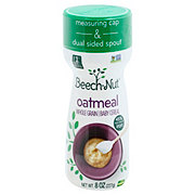 Beech-Nut Whole Grain Oatmeal Baby Cereal