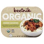 Beetnik Organic Chicken Cacciatore With Pasta
