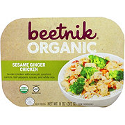 Beetnik Organic Sesame Ginger Chicken