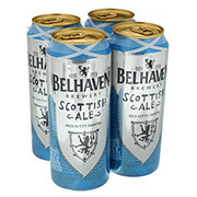 Belhaven Scottish Ale Beer 14.9 oz Cans