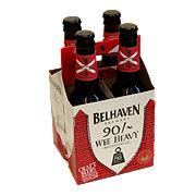 Belhaven Wee Heavy Beer 11.2 oz Bottles
