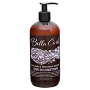 Bella Curls Coconut Whipped Creme Leave-In Conditioner