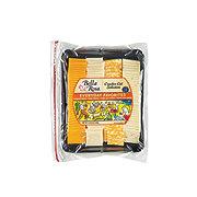 Bella Rosa Cracker Cut Cheese Selection Tray