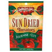 Bella Sun Luci Sun Dried Julienne-Cut Tomatoes