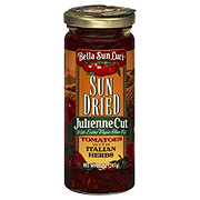 Bella Sun Luci Sun Dried Julienne Cut Tomatoes