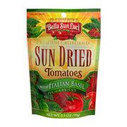 Bella Sun Luci Sun Dried Tomatoes with Italian Basil