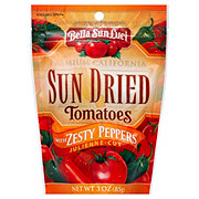 Bella Sun Luci Sun Dried Tomatoes with Zesty Peppers