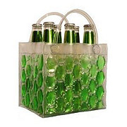 Bella Vita Freezable Chill It Bag, Green