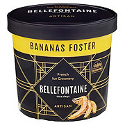 Bellefontaine Banana Foster Ice Cream