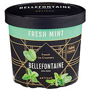 Bellefontaine Fresh Mint Ice Cream