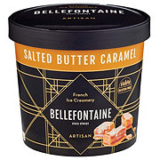Bellefontaine Salted Butter Caramel Ice Cream
