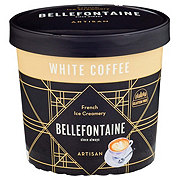 Bellefontaine White Coffee Ice Cream