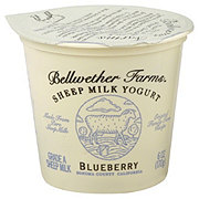 Bellwether Farms Blueberry Sheep Milk Yogurt