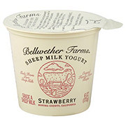 Bellwether Farms Strawberry Sheep Milk Yogurt