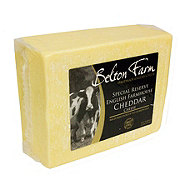 Belton Farm's Special Reserve English Farmhouse Cheddar Cheese