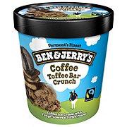 Ben & Jerry's Coffee Toffee Bar Crunch Ice Cream