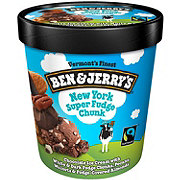 Ben & Jerry's New York Super Fudge Chunk Ice Cream