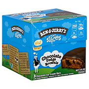 Ben & Jerry's Pint Slices Chocolate Fudge Brownie