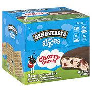 Ben & Jerrys Pint Slices Cherry Garcia Ice Cream Bars