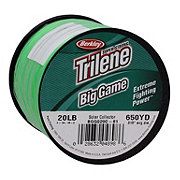 Berkley 20 LB Trilene Big Game Fishing Line in Solar Collector
