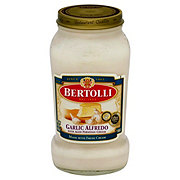 Bertolli Garlic Alfredo Sauce with Aged Parmesan Cheese