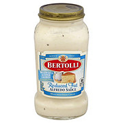 Elegant Bertolli Light Alfredo Sauce   Shop Pasta Sauce At HEB Photo