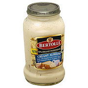 Bertolli Organic Creamy Alfredo Parmesan and Cream