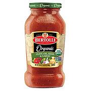 Bertolli Organic Olive Oil Basil & Garlic Sauce