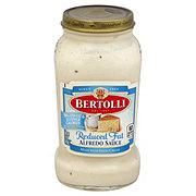 Bertolli Reduced Fat Alfredo Sauce