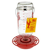 Best-1 Glass Hummingbird Feeder