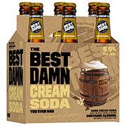 Best Damn Cream Soda 12 oz Bottles