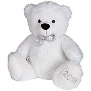 Best Made Toys Glitter Plush Bear White