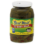 Best Maid Fresh Pack Baby Dills
