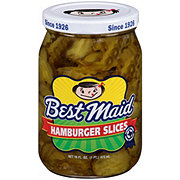 Best Maid Hamburger Slices