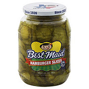 Best Maid Hamburger Slices Pickles
