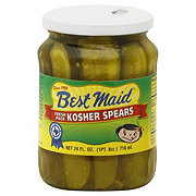 Best Maid Kosher Spears