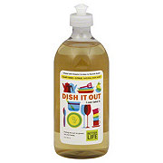 Better Life Dish It Out Clary Sage + Citrus Natural Dish Soap