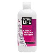 Better Life Even the Kitchen Sink Green Gentle Scrubber