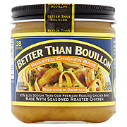 Better Than Bouillon Reduced Sodium Chicken Base, All Natural